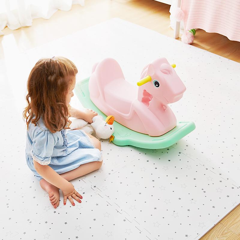 余姚拼接泡沫满天星地垫儿童爬行拼图垫宝宝卧室防滑垫